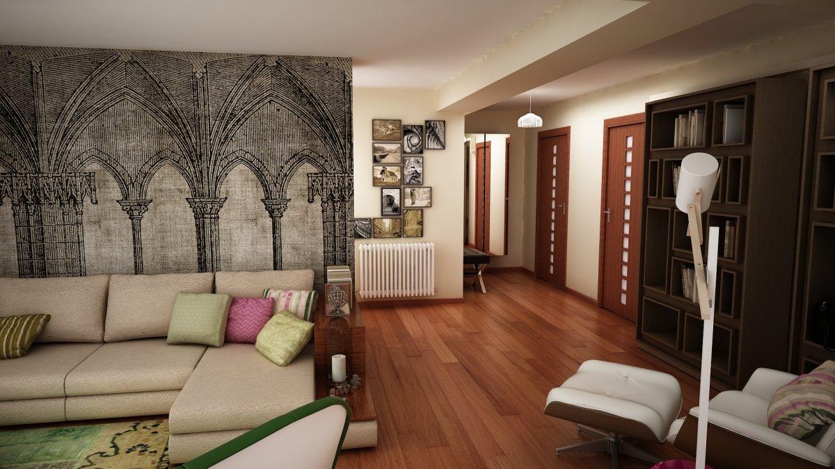 Amenajare interioara- Apartament Zona Vitan Bucuresti-7
