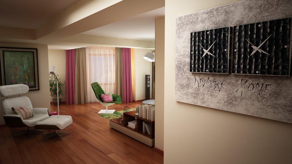 Amenajare interioara- Apartament Zona Vitan Bucuresti-8