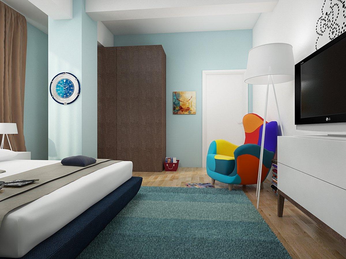 Amenajare interioara - Apartament la malul marii-22