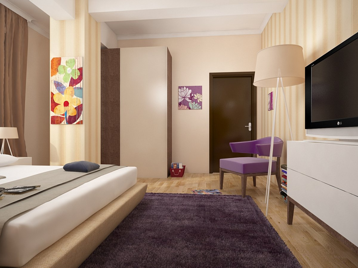 Amenajare interioara - Apartament la malul marii-29