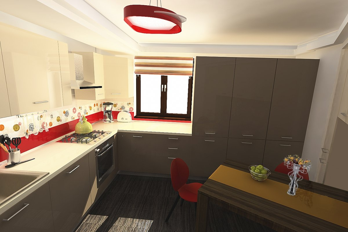 Amenajare interioara- Apartament modern Bucuresti-22