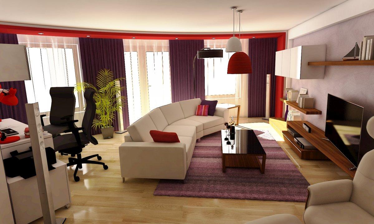 Amenajare interioara- Apartament modern Bucuresti-25