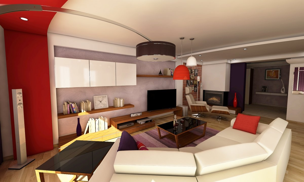 Amenajare interioara- Apartament modern Bucuresti-29