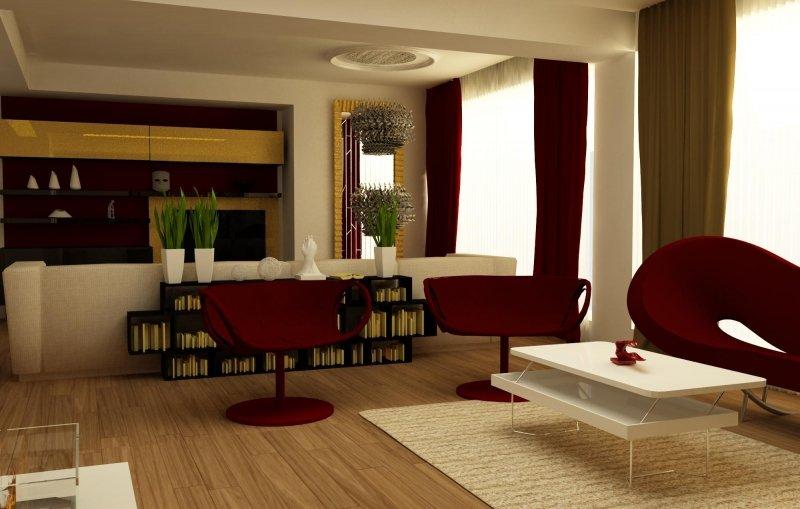 Amenajare interioara apartament - A stranger in Bucharest-2