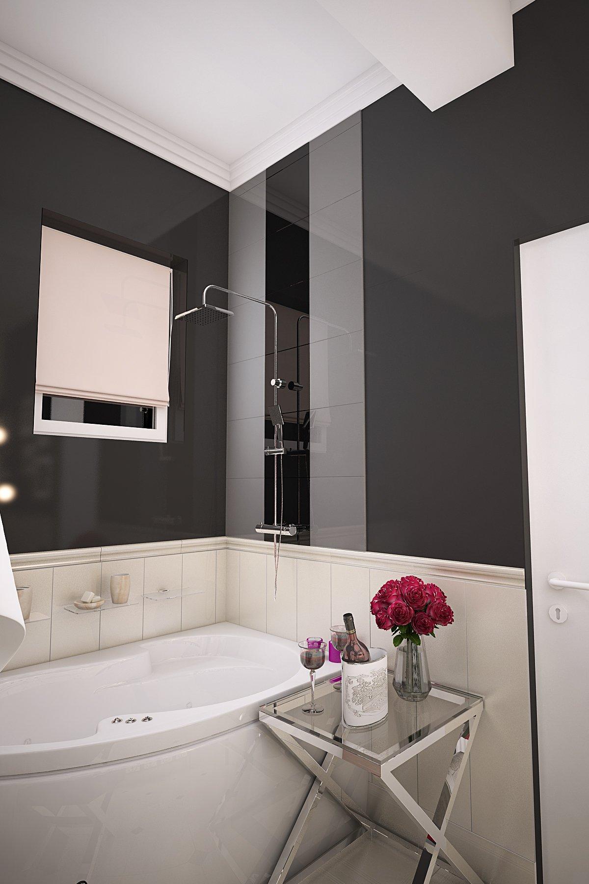 Amenajare interioara apartament- Farmecul stilului eclectic-16