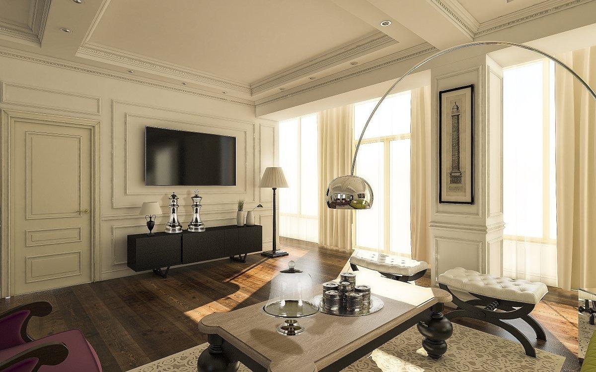 Amenajare interioara apartament- Farmecul stilului eclectic-8