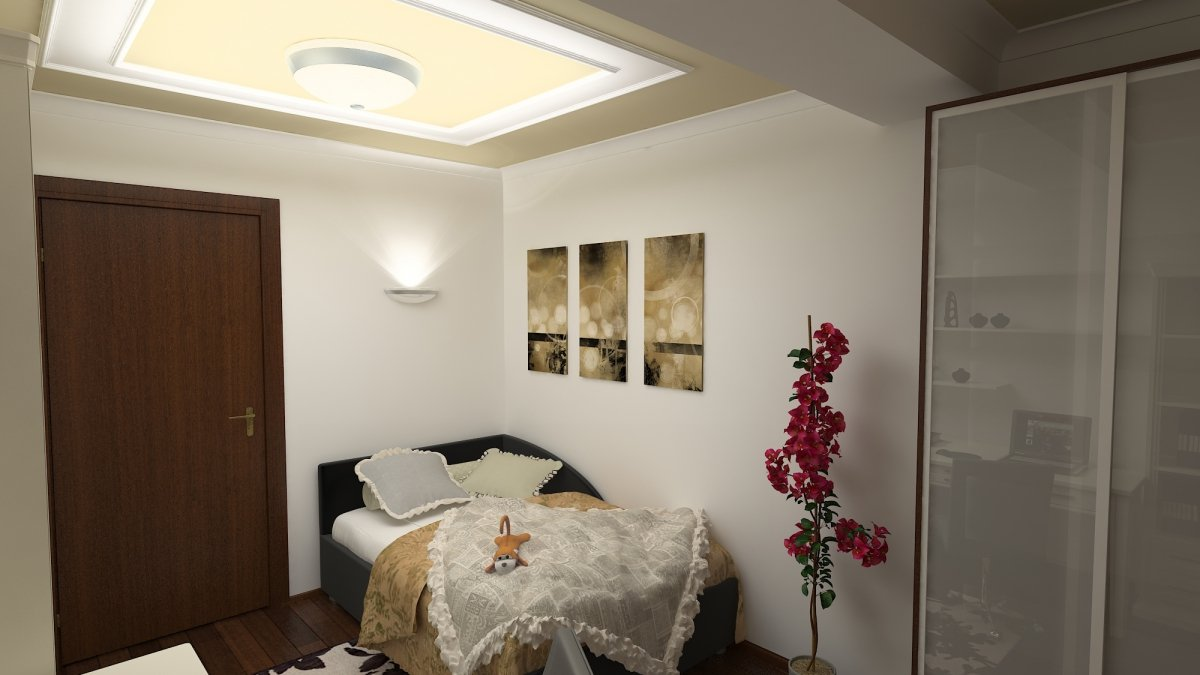 Amenajare interioara apartament- Pofta de viata-11