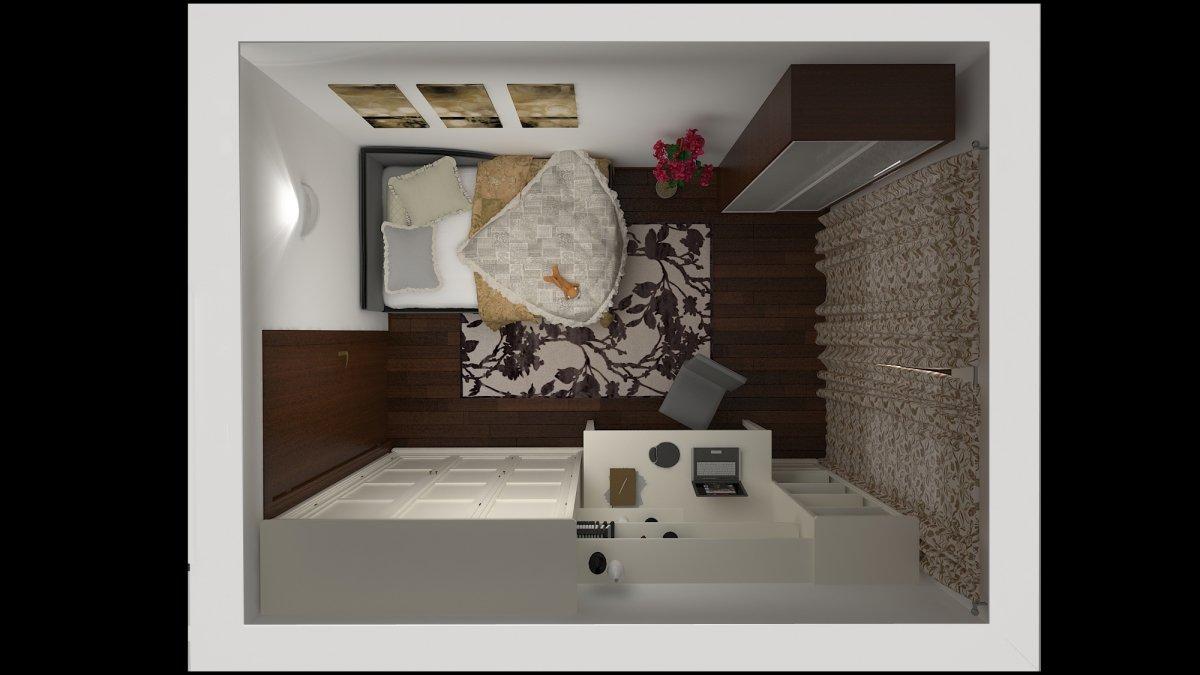 Amenajare interioara apartament- Pofta de viata-14