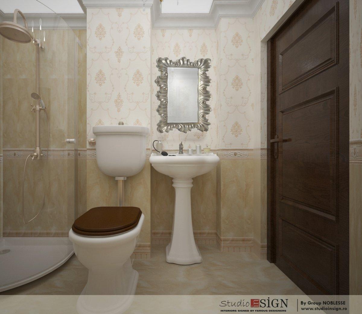 Amenajare interioara apartament clasic-12