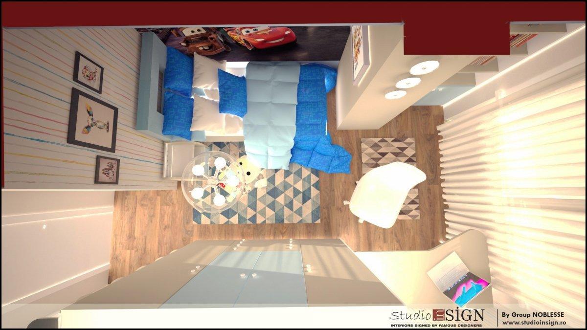 Amenajare interioara apartament clasic-16