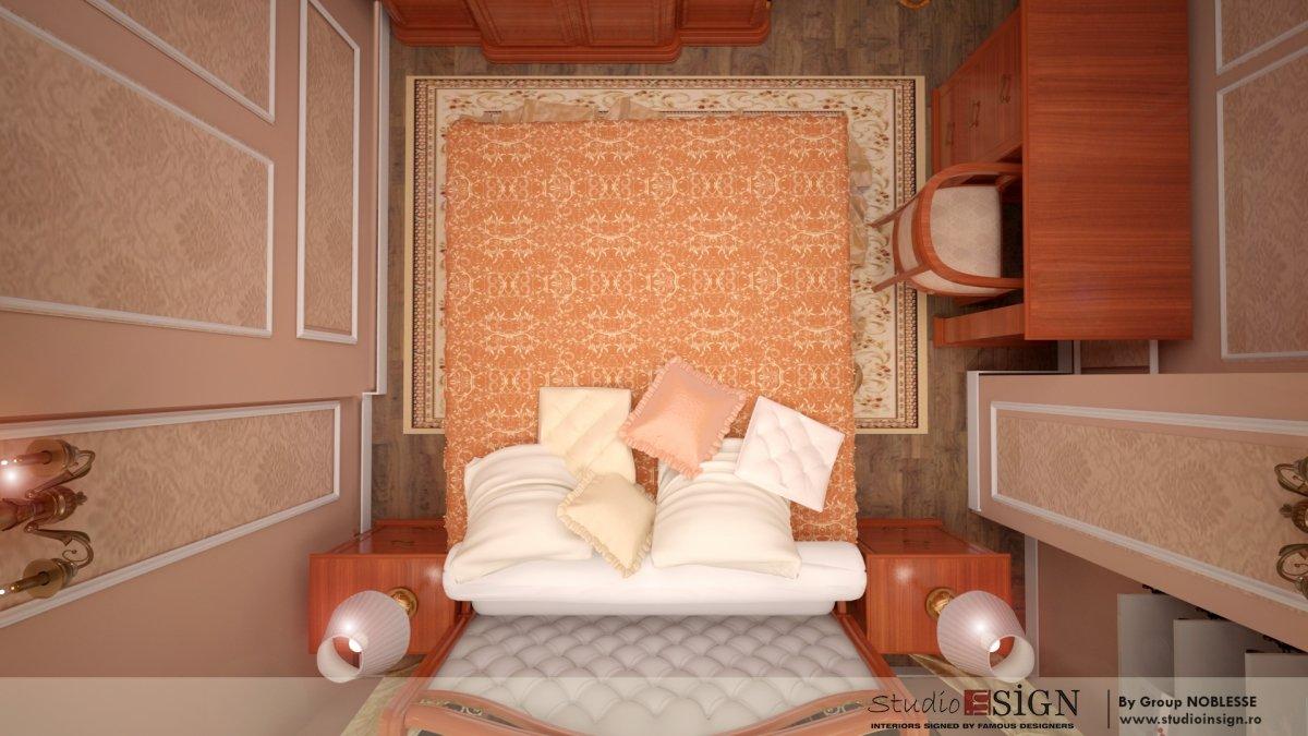 Amenajare interioara apartament clasic-6