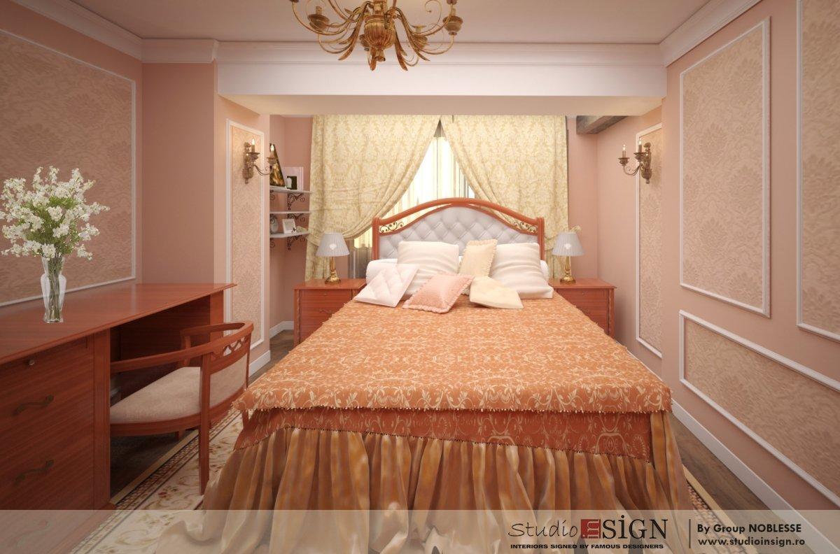 Amenajare interioara apartament clasic-7