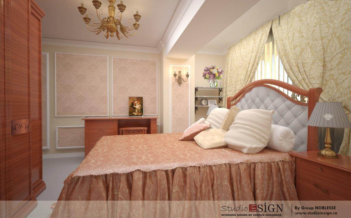 Amenajare interioara apartament clasic-8