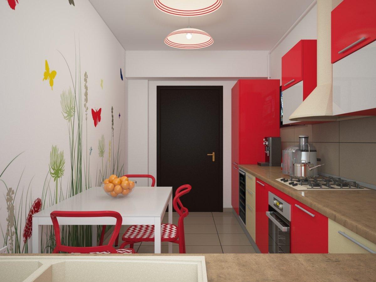 Amenajare interioara apartament zona Vacaresti-12