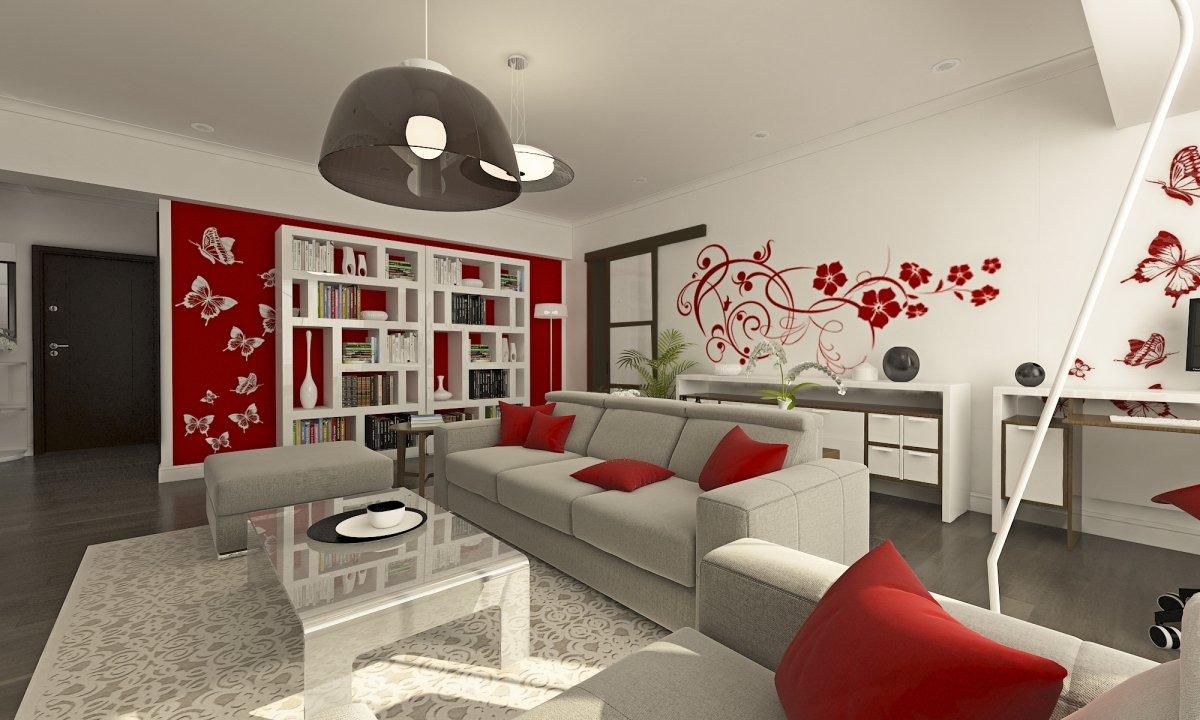 Amenajare interioara apartament zona Vacaresti-2