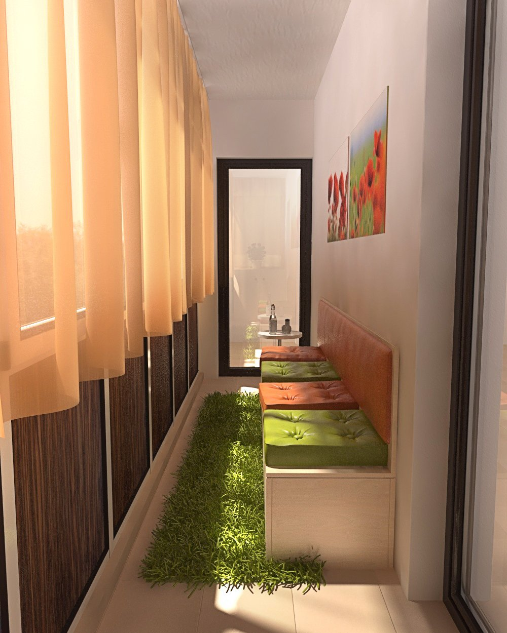 Amenajare interioara apartament zona Vacaresti-31