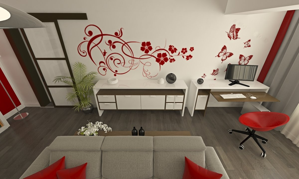 Amenajare interioara apartament zona Vacaresti-7