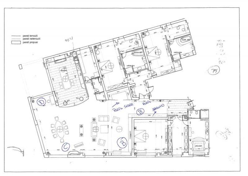 Amenajare interioara casa- Penthouse in stil clasic-1