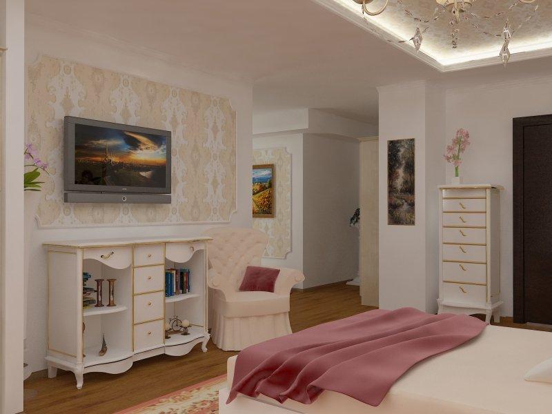Amenajare interioara de lux - apartament Dream Home-1