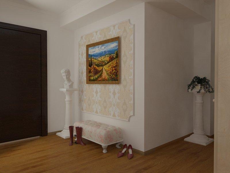 Amenajare interioara de lux - apartament Dream Home-3