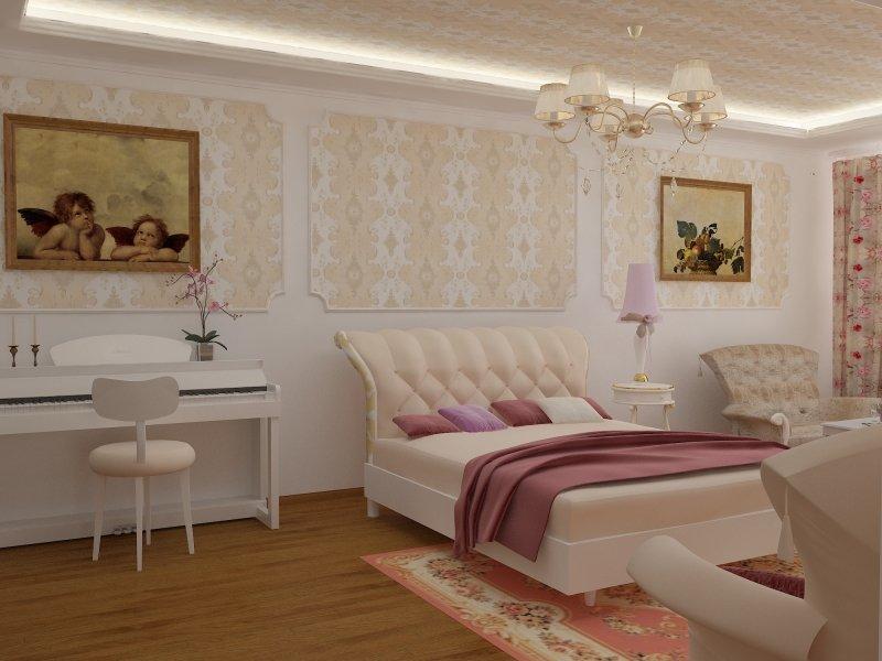 Amenajare interioara de lux - apartament Dream Home-5