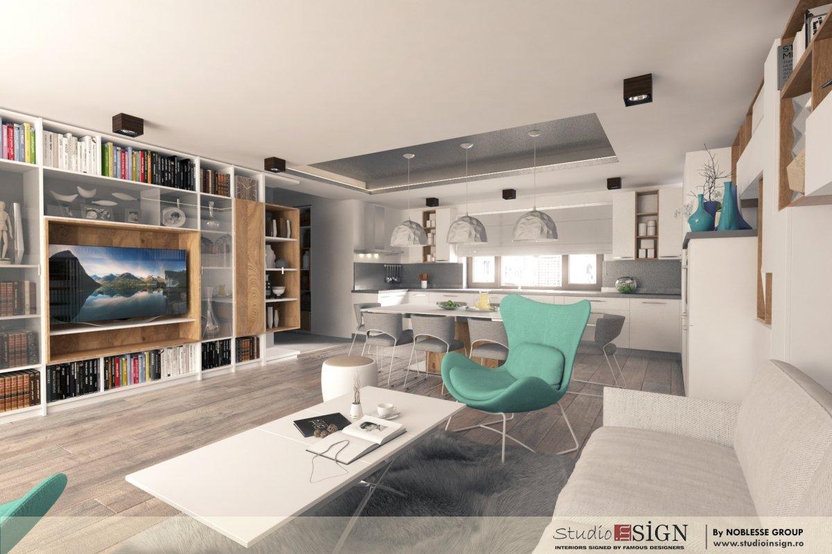 Apartament Unirii Bucuresti-4