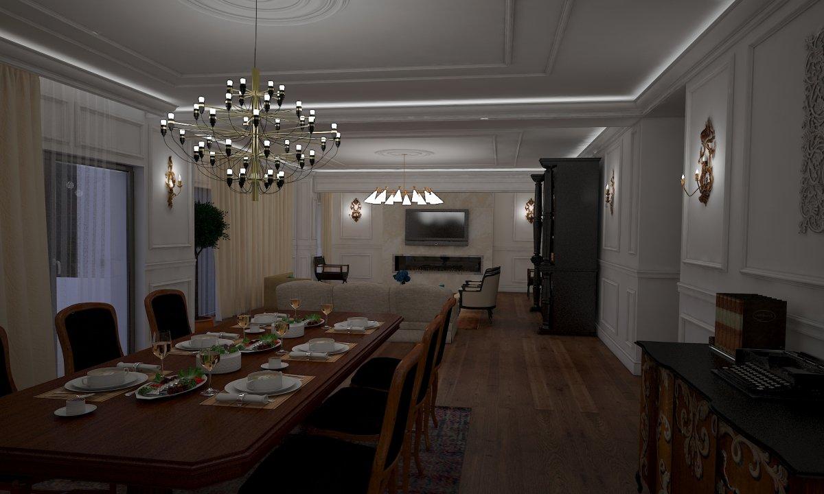 Design interior Apartament in Constanta-14