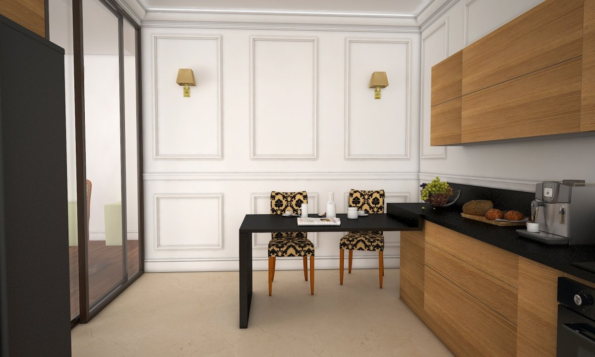 Design interior Apartament in Constanta-2