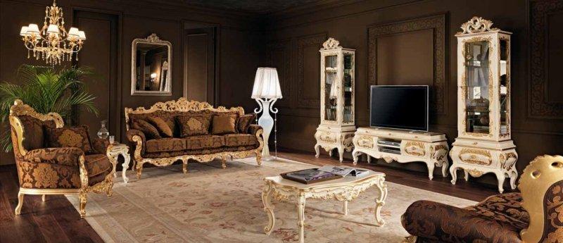 Stilul victorian studio insign for Arredamento barocco moderno