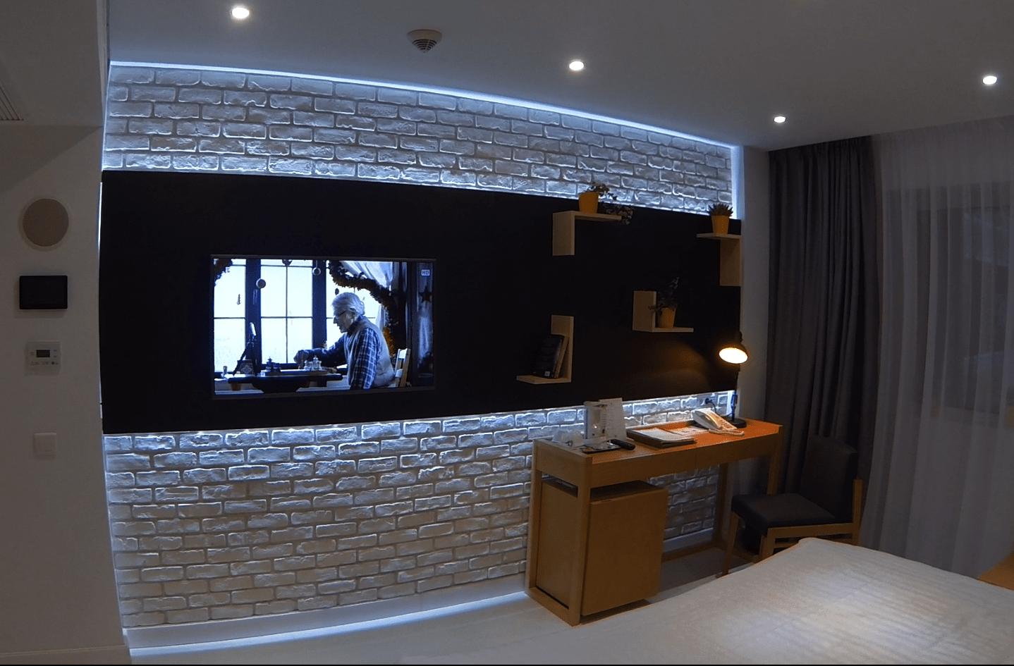 hotel room, bucharest – new york industrial loft design | studio