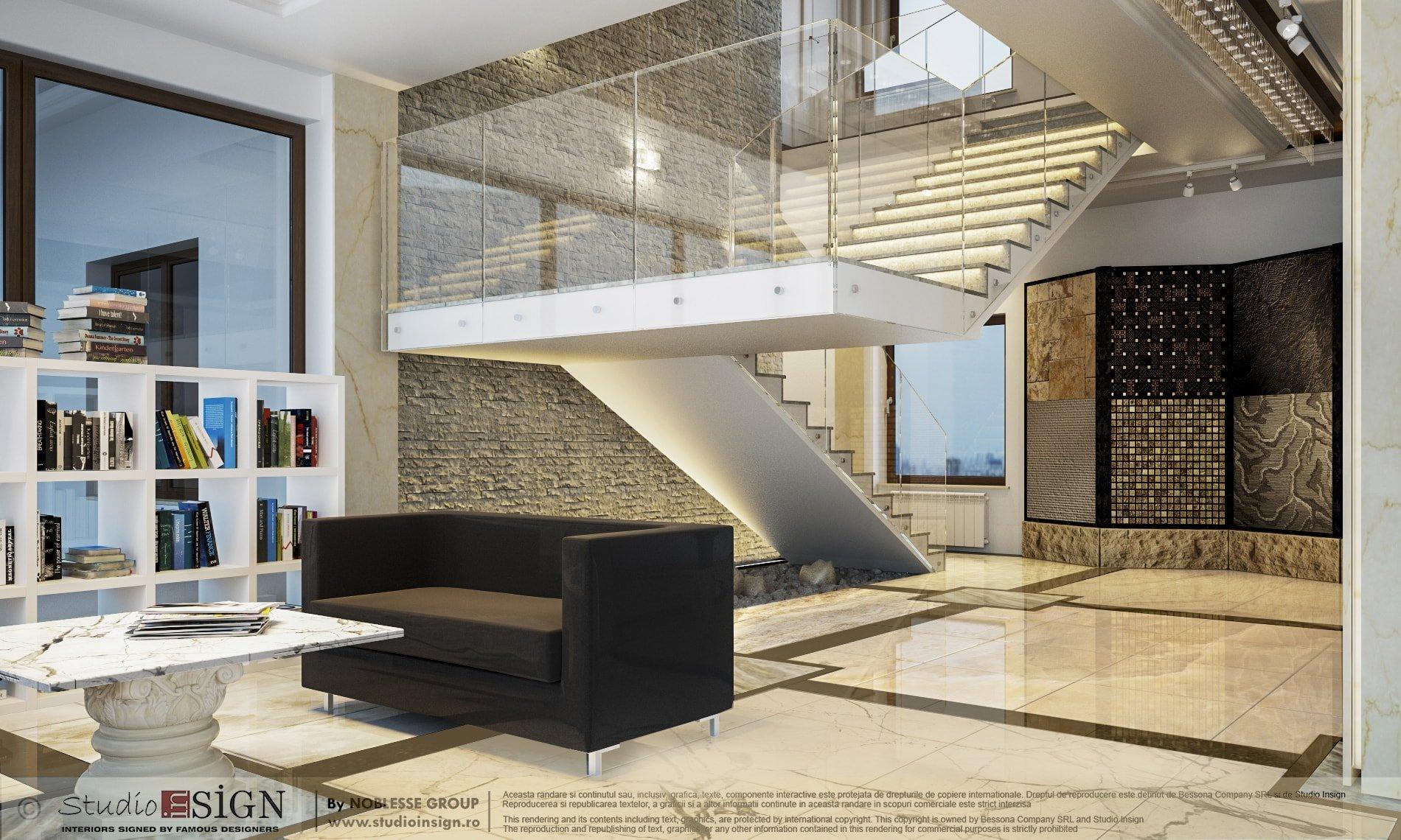 Interior Design Eclectic Case Vile Design Interior Studio Insign
