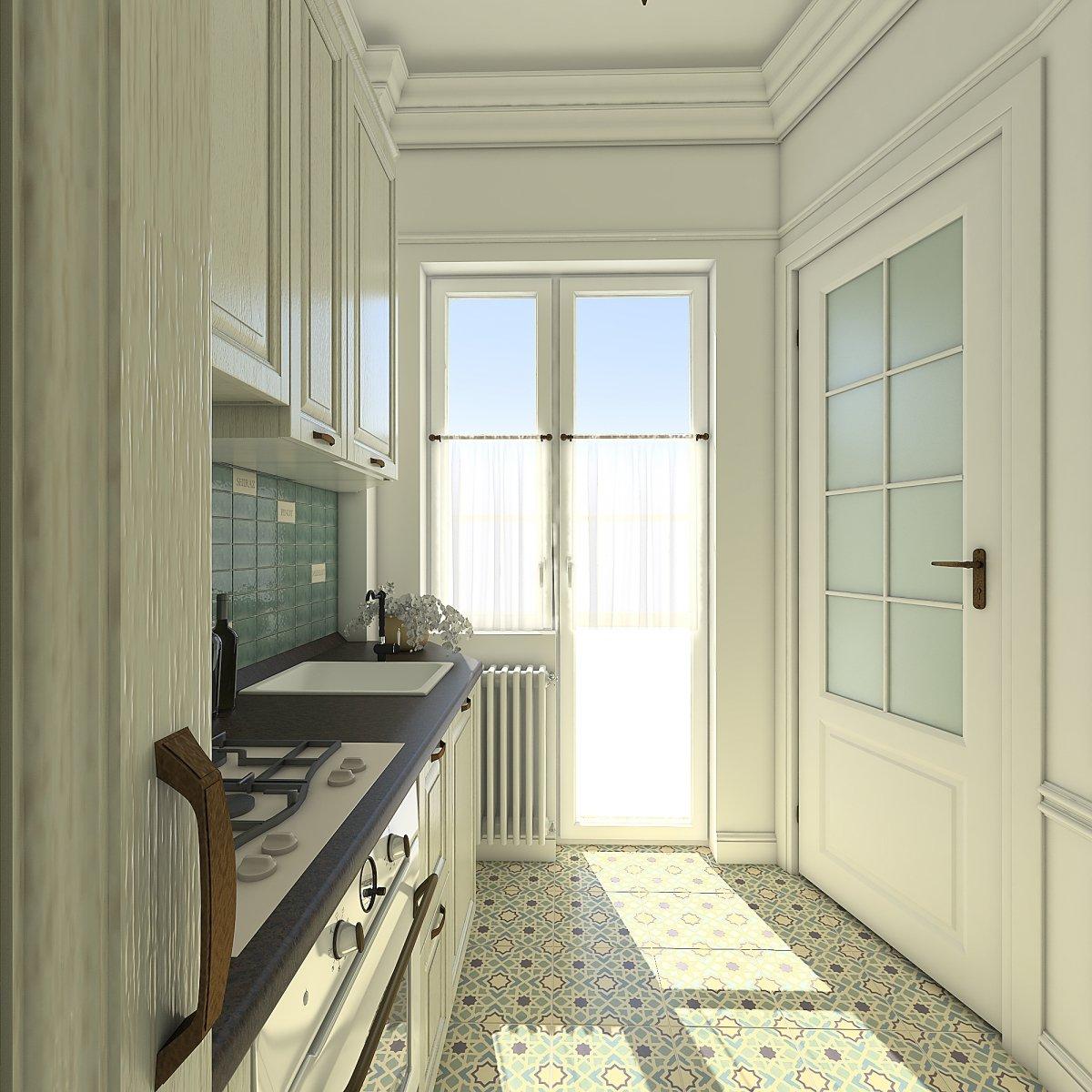 Amenajare apartament eclectic Bucuresti- Piata Romana-15