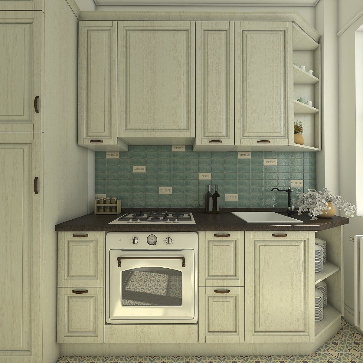 Amenajare apartament eclectic Bucuresti- Piata Romana-16