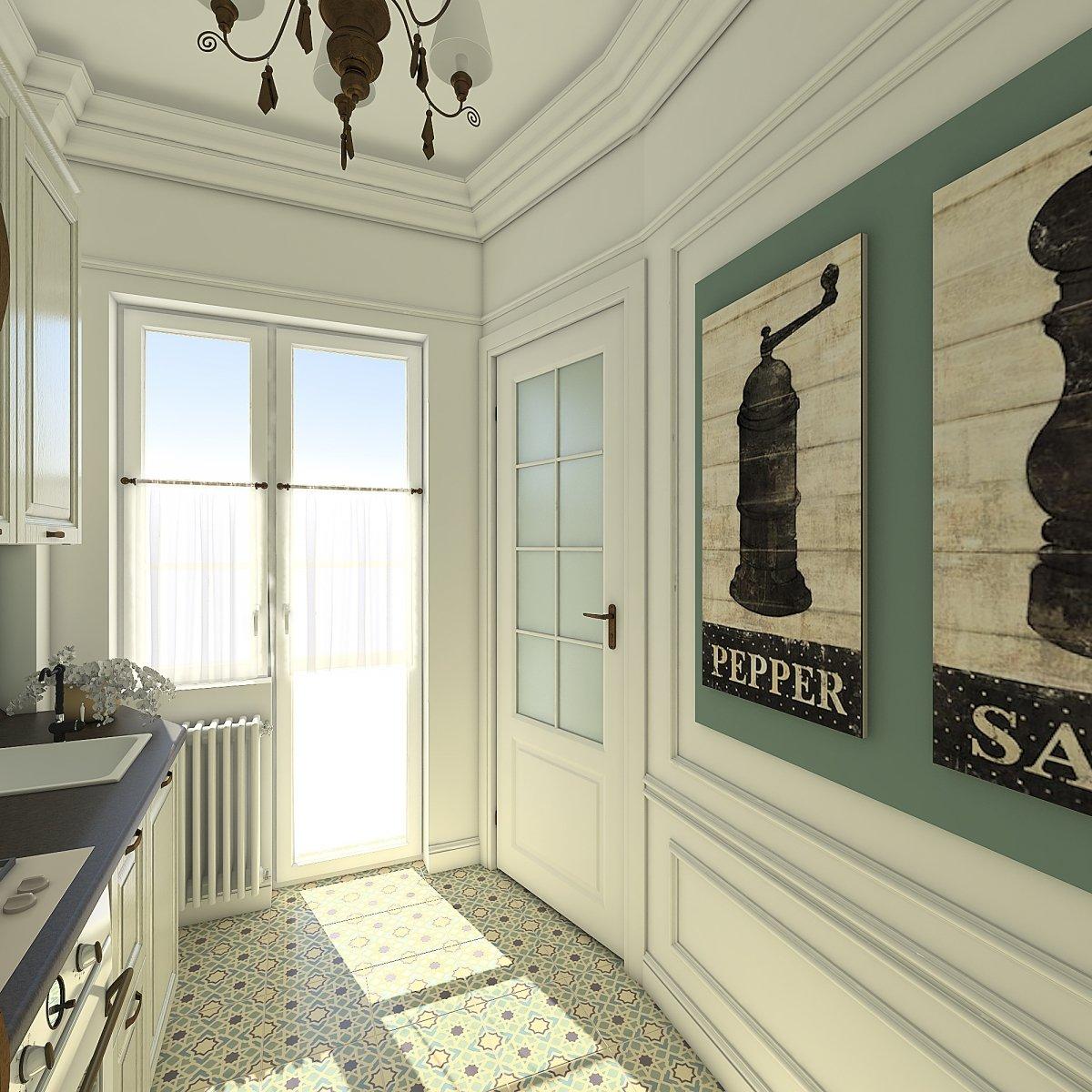 Amenajare apartament eclectic Bucuresti- Piata Romana-17