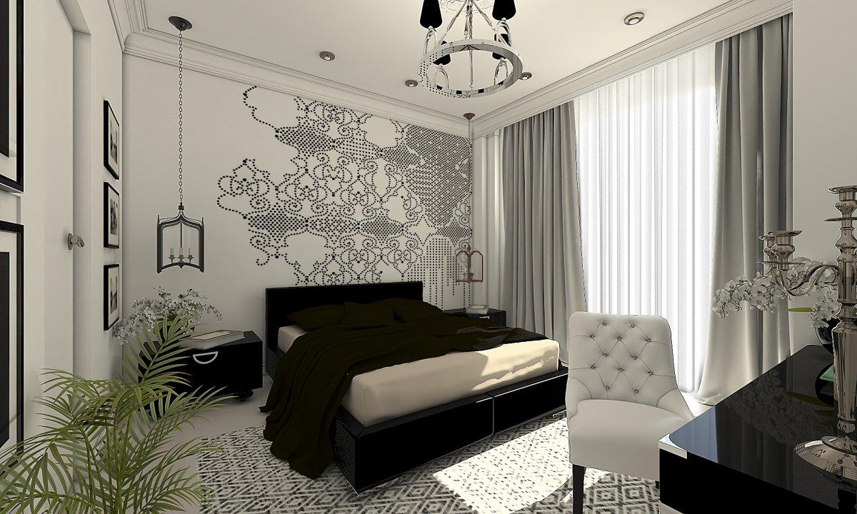 Amenajare apartament eclectic Bucuresti- Piata Romana-33
