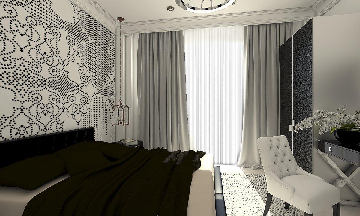 Amenajare apartament eclectic Bucuresti- Piata Romana-34