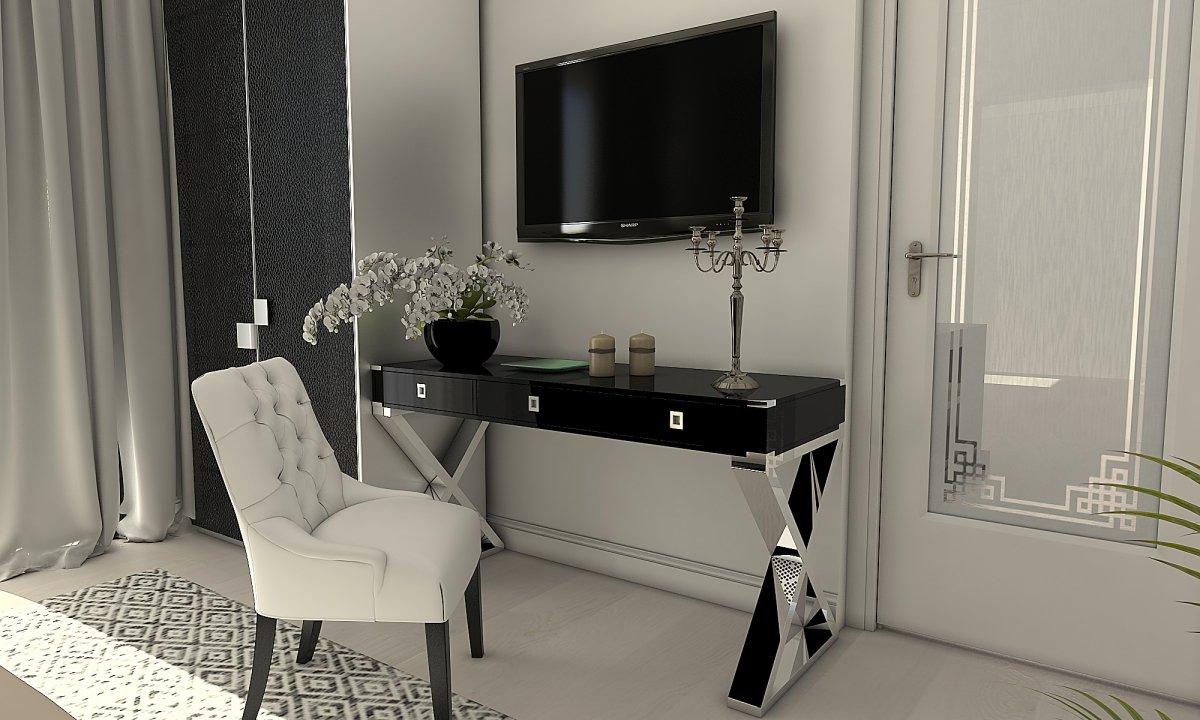 Amenajare apartament eclectic Bucuresti- Piata Romana-35