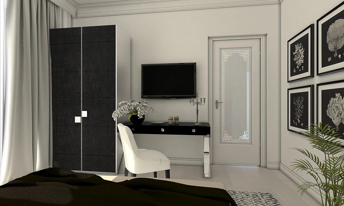 Amenajare apartament eclectic Bucuresti- Piata Romana-37