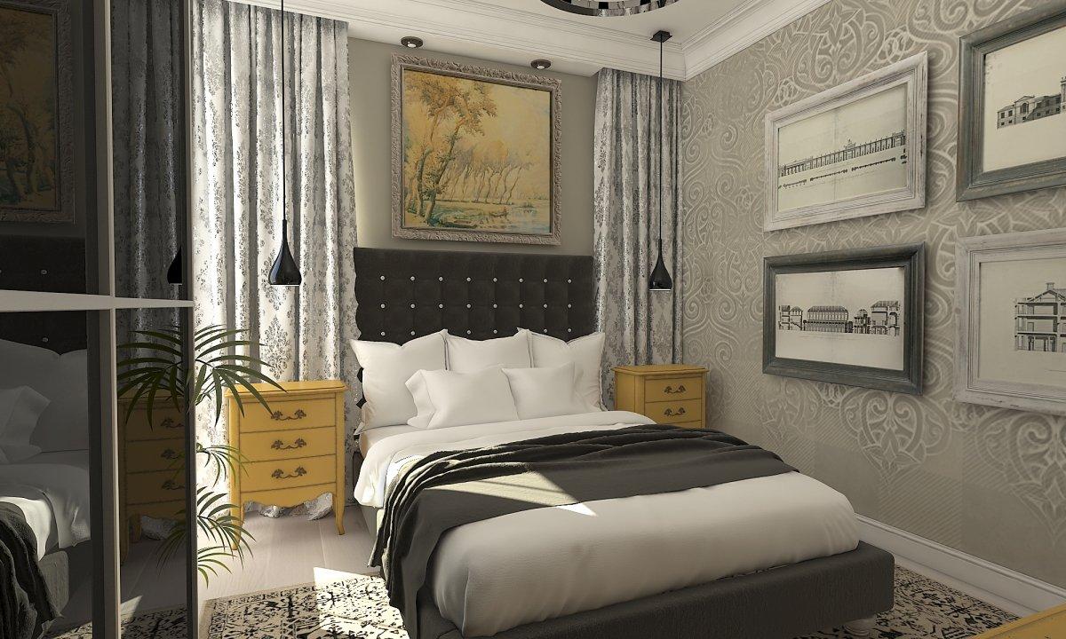 Amenajare apartament eclectic Bucuresti- Piata Romana-40