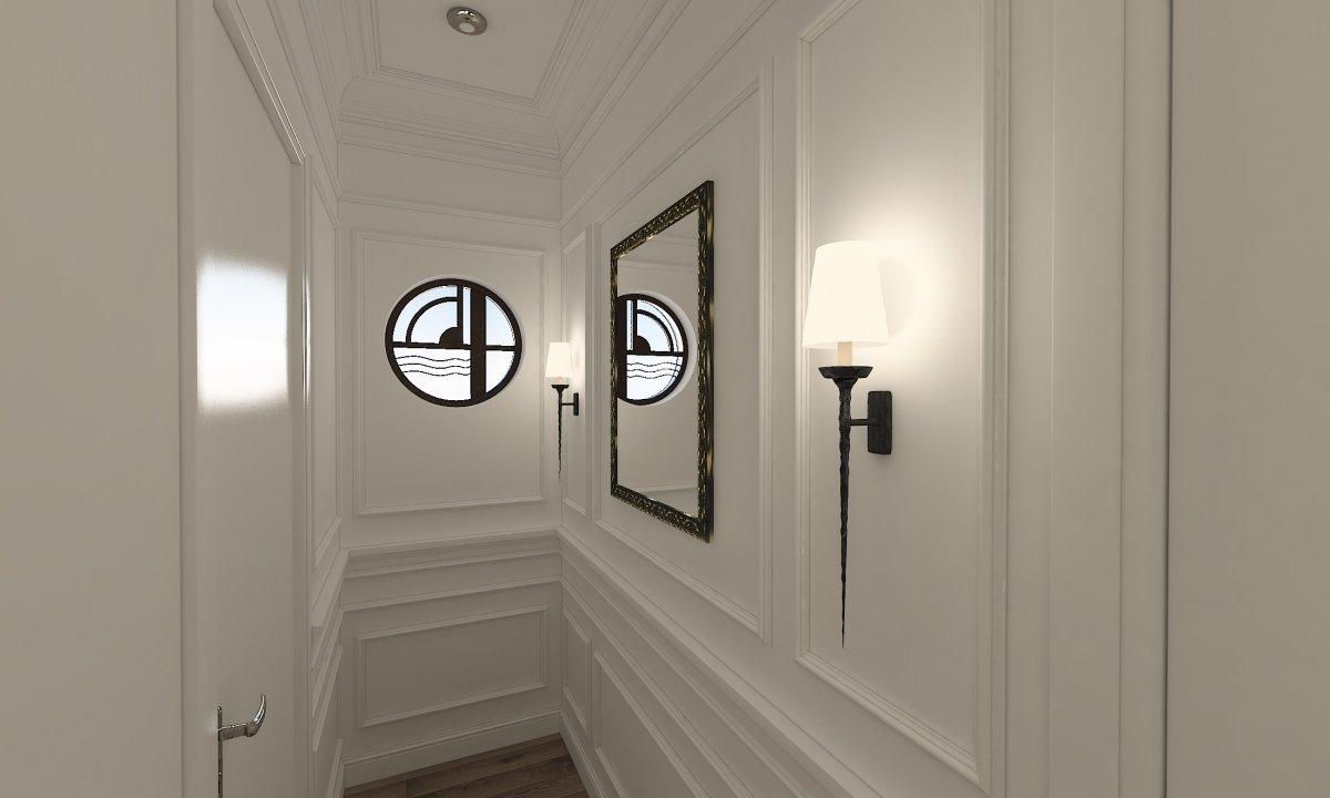Amenajare apartament eclectic Bucuresti- Piata Romana-9