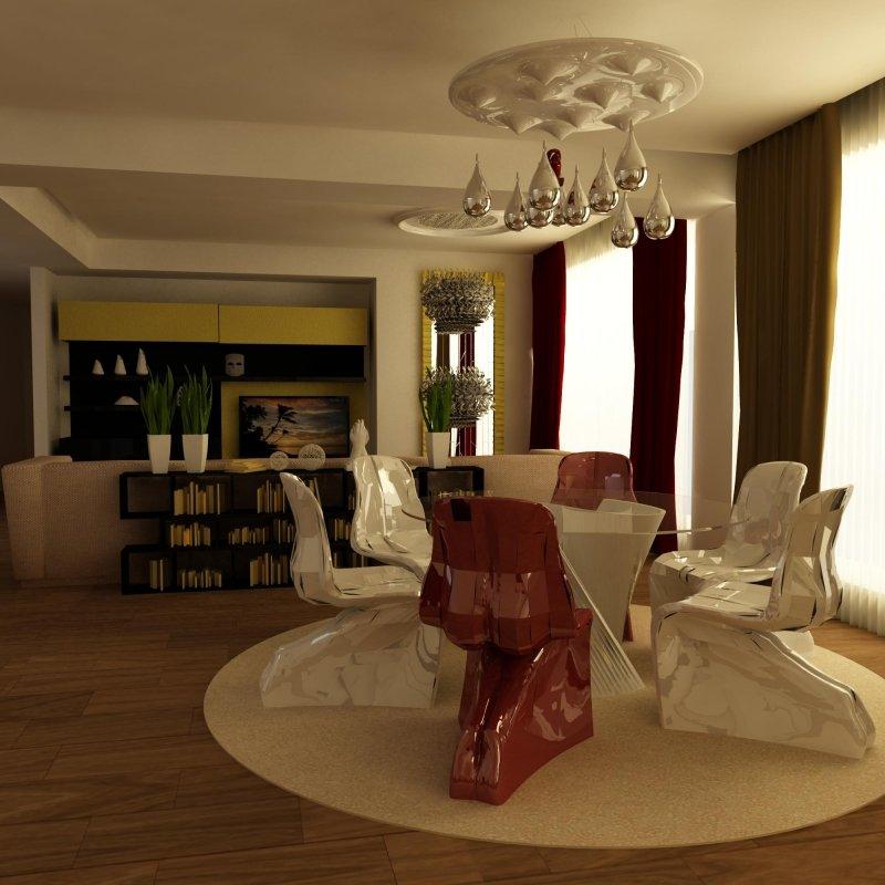Amenajare interioara -Apartament - American Dream-12