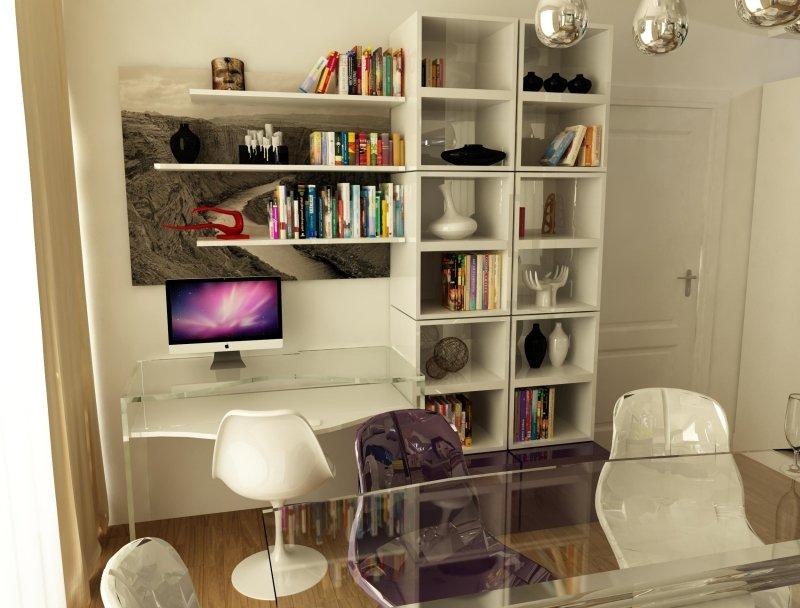 Amenajare interioara -Apartament - American Dream-13
