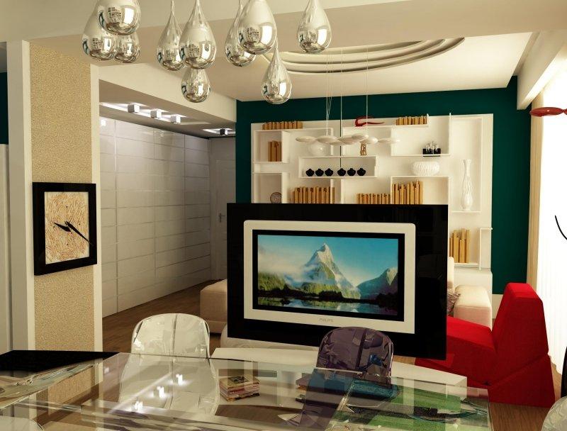 Amenajare interioara -Apartament - American Dream-15