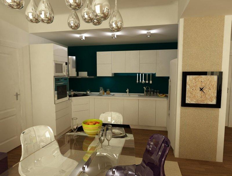 Amenajare interioara -Apartament - American Dream-16