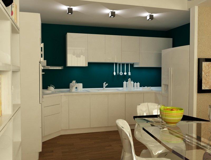 Amenajare interioara -Apartament - American Dream-17