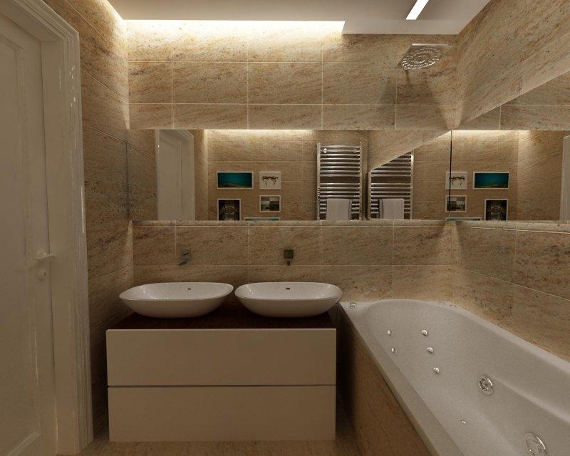 Amenajare interioara -Apartament - American Dream-21