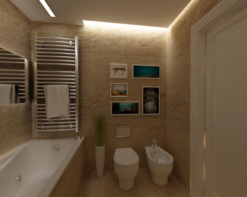 Amenajare interioara -Apartament - American Dream-22