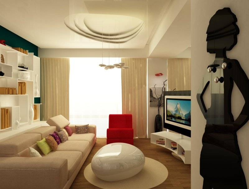 Amenajare interioara -Apartament - American Dream-3