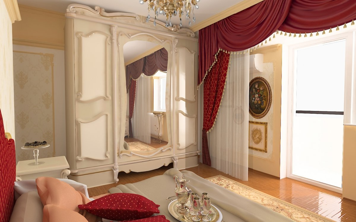Amenajare interioara-Apartament Royal-5