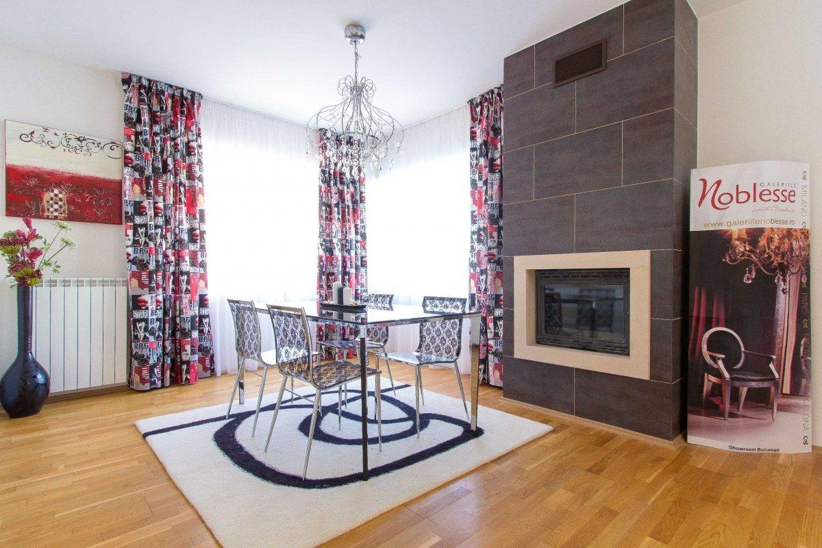 Amenajare interioara - Apartament complex rezidential Ibiza, Pipera-10